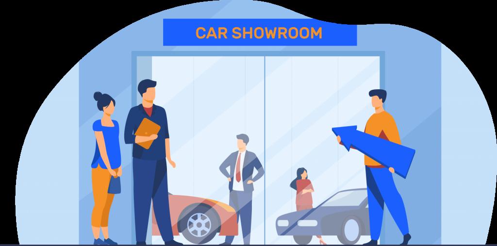 car dealership phone system